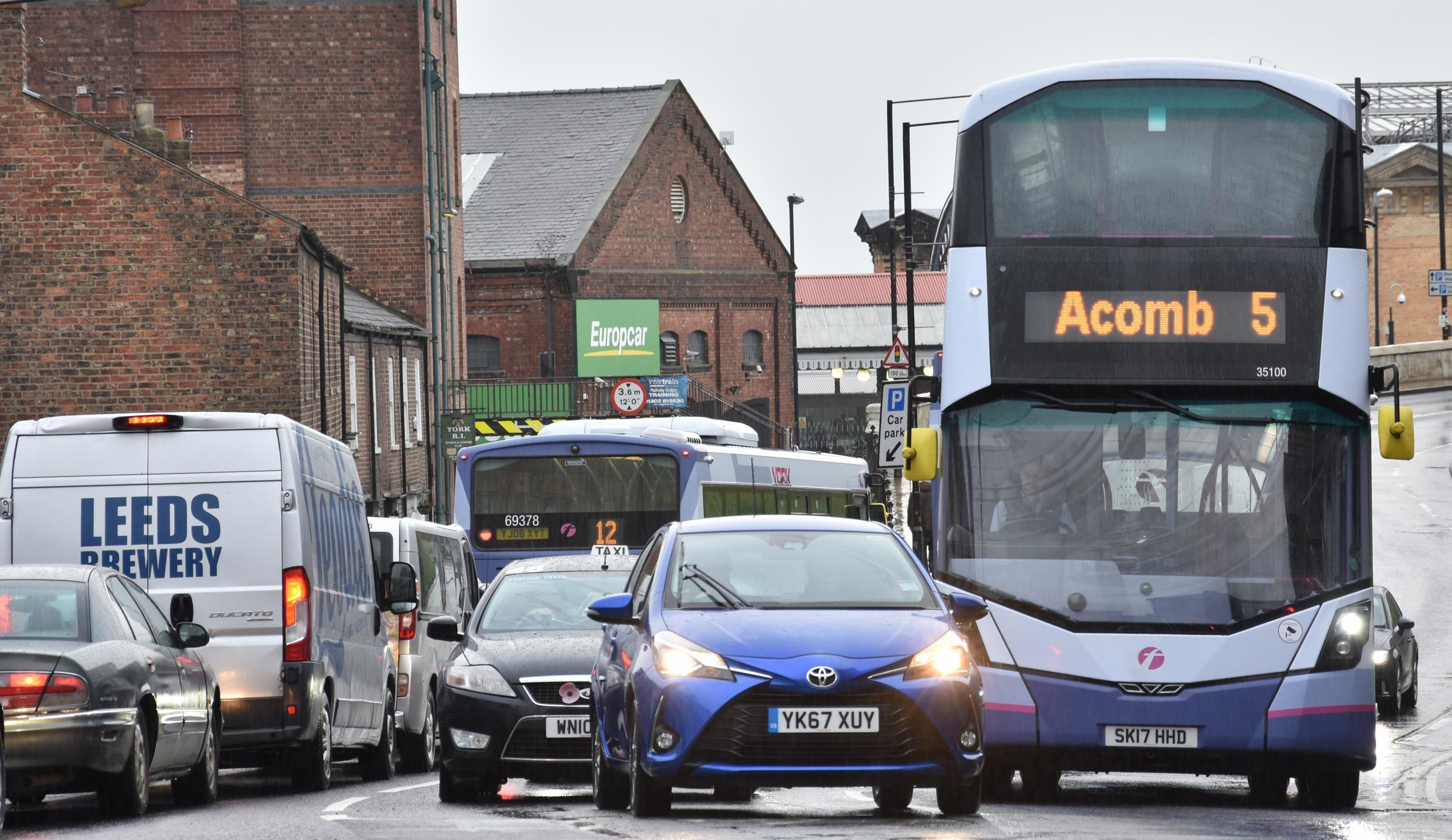 Letter Is It Time To Ban Cars Within The City Walls York Press