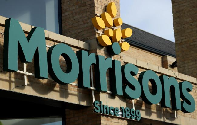 Morrisons gives Blue Light Card holders  10% off