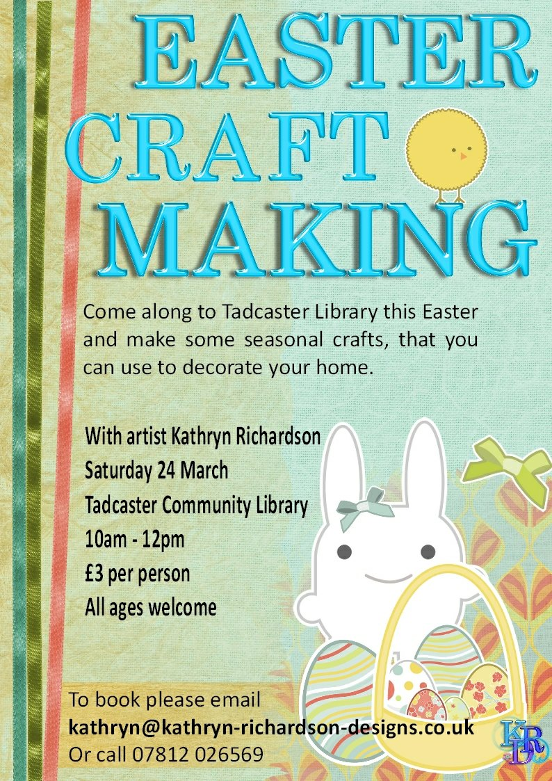 Easter Craft Making