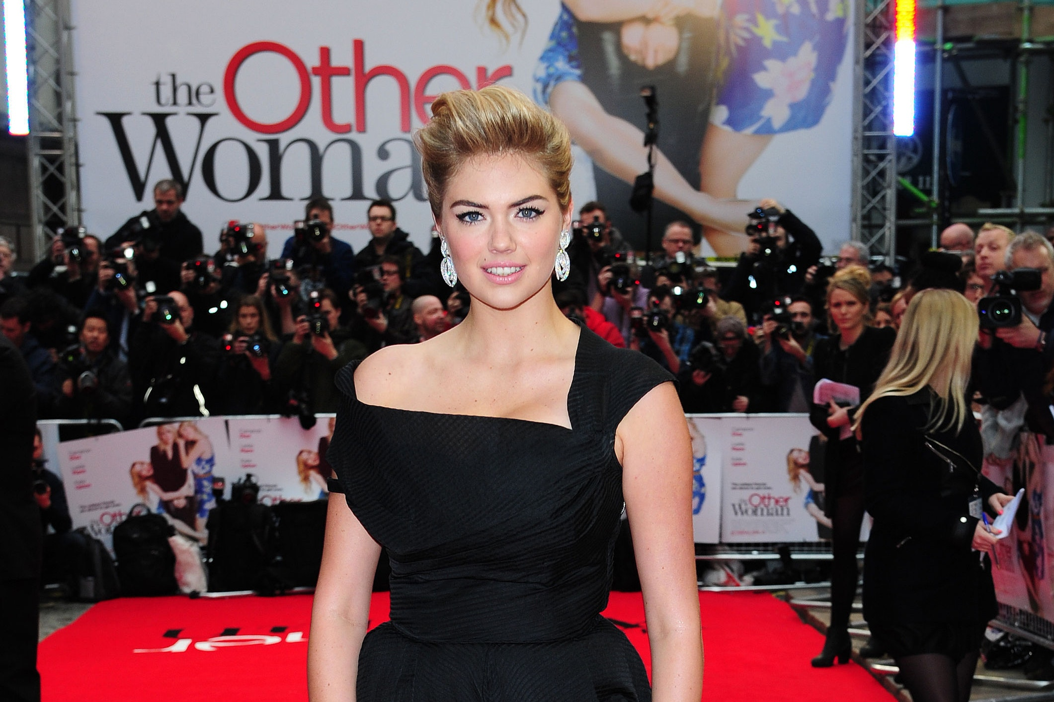 Kate Upton (Ian West/PA)