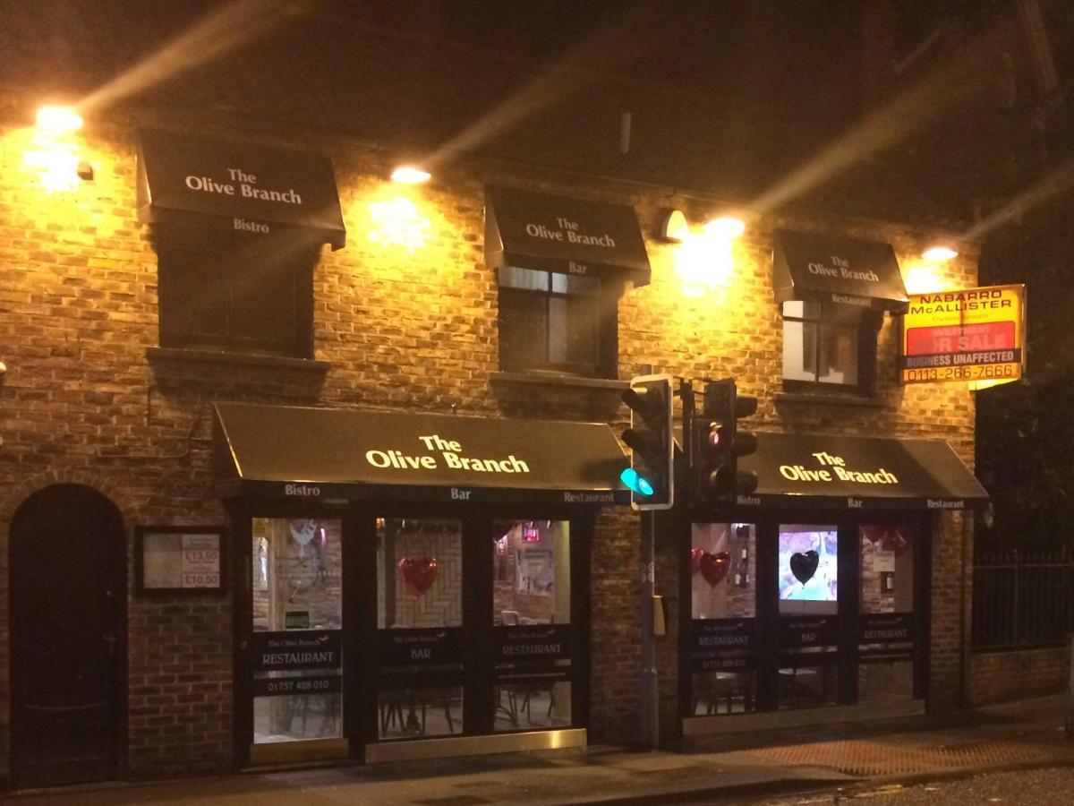 EATING OUT REVIEW: The Olive Branch, 71-73 Gowthorpe, Selby | York Press