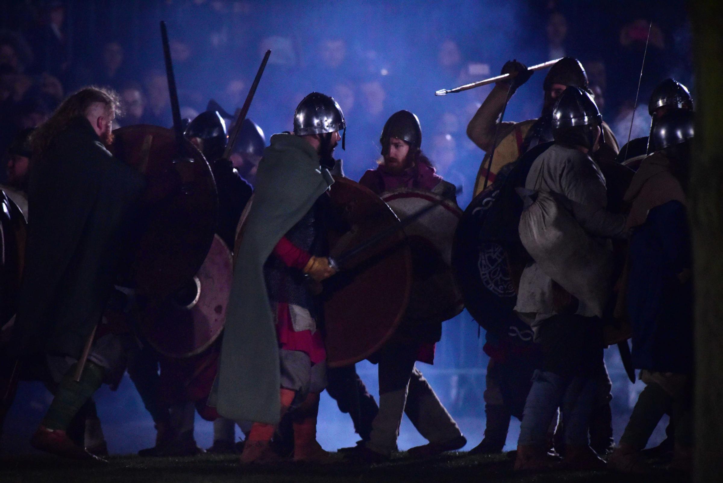 Jorvik Viking Festival finale captured in five fantastic pictures