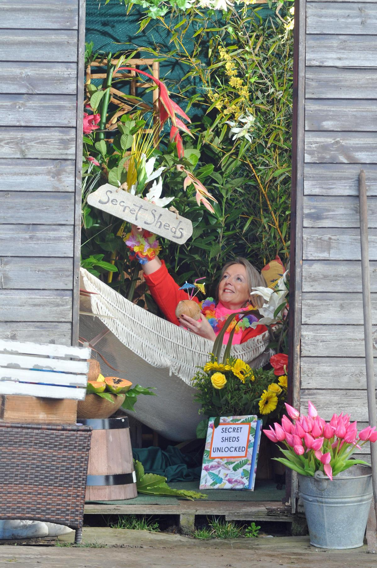 Show Off A Secret Shed At Harrogate Spring Flower Show York Press