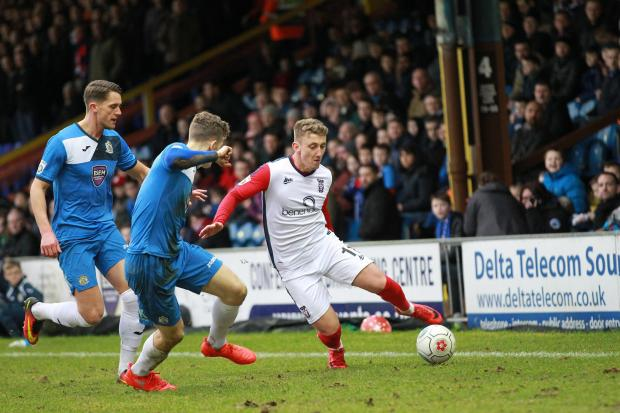 York Press: CONTINGENCY PLAN: York City left-back David Ferguson has been placed on standby for England C's international against a League of Wales representative side later this month