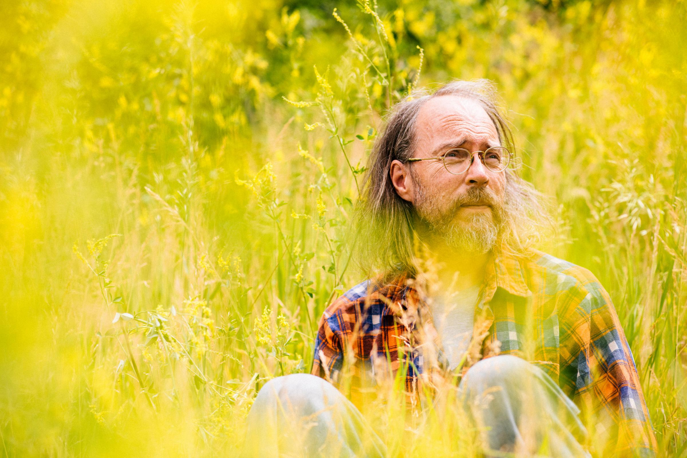 Charlie Parr:  Duluth guitarist and singer, plays York for a second time.  Picture: Nate Ryan