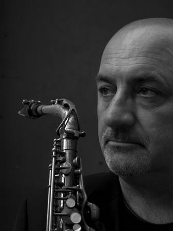 Pete Whyman: Delta Saxophone Quartet player