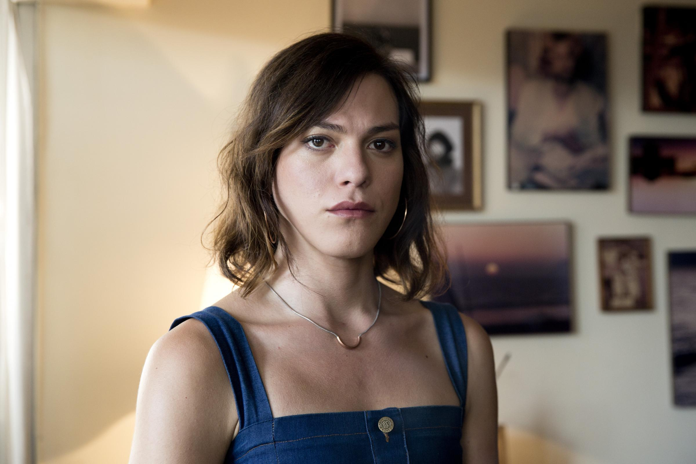 Daniela Vega plays young singer Marina Vidal in the Oscar-winning A Fantastic Woman