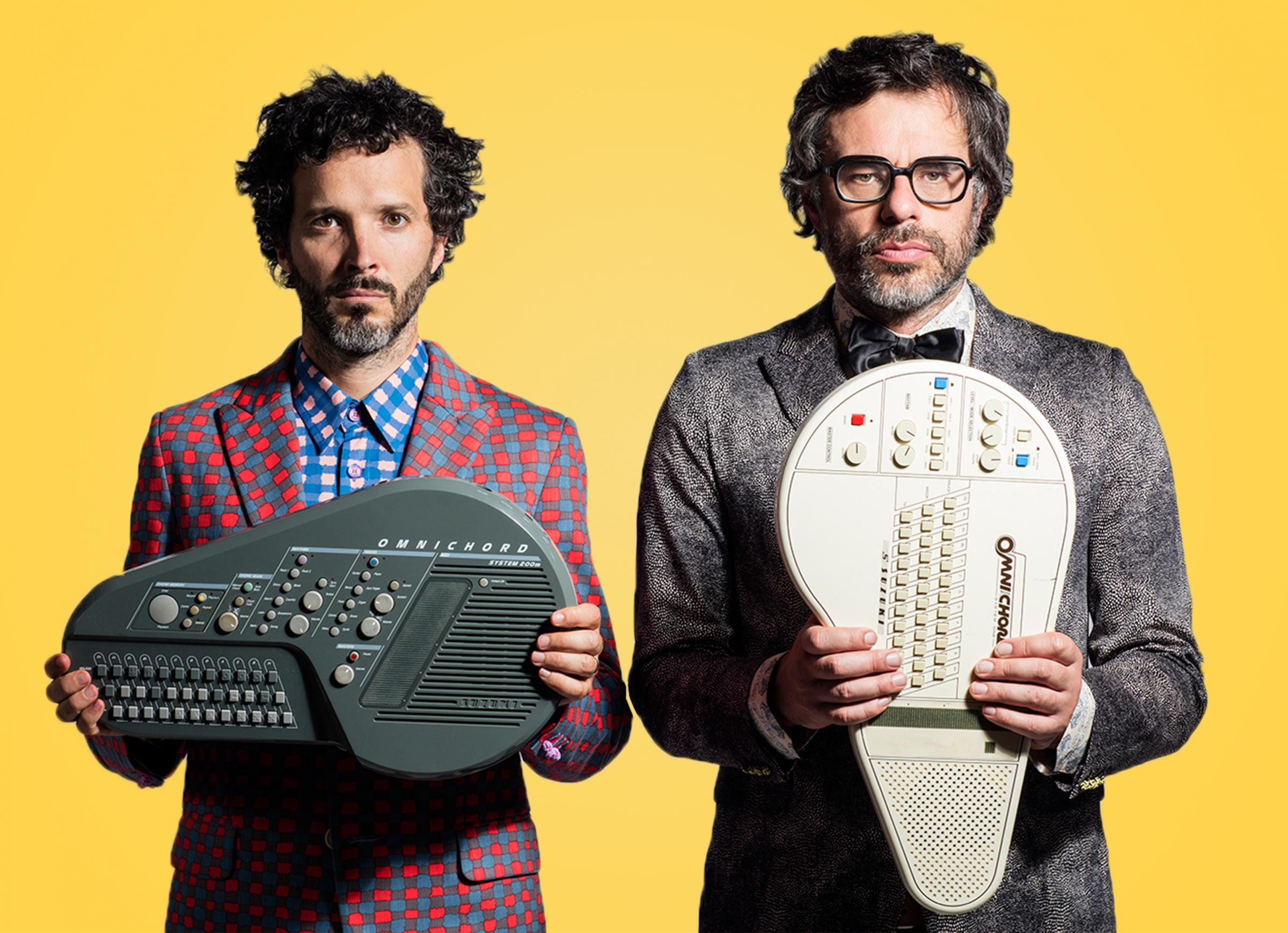 The Flight Of The Conchords: three nights at York Barbican
