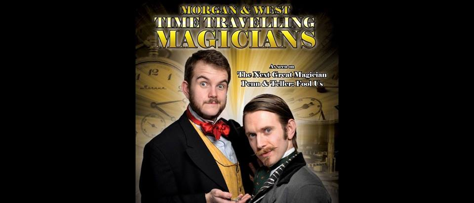 Morgan and West:More Magic for Kids