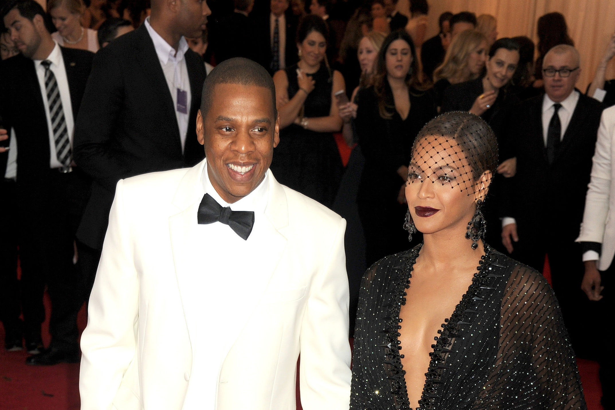 Beyonce and Jay-Z announce new joint tour for later this year (Dennis Van Tine/PA)
