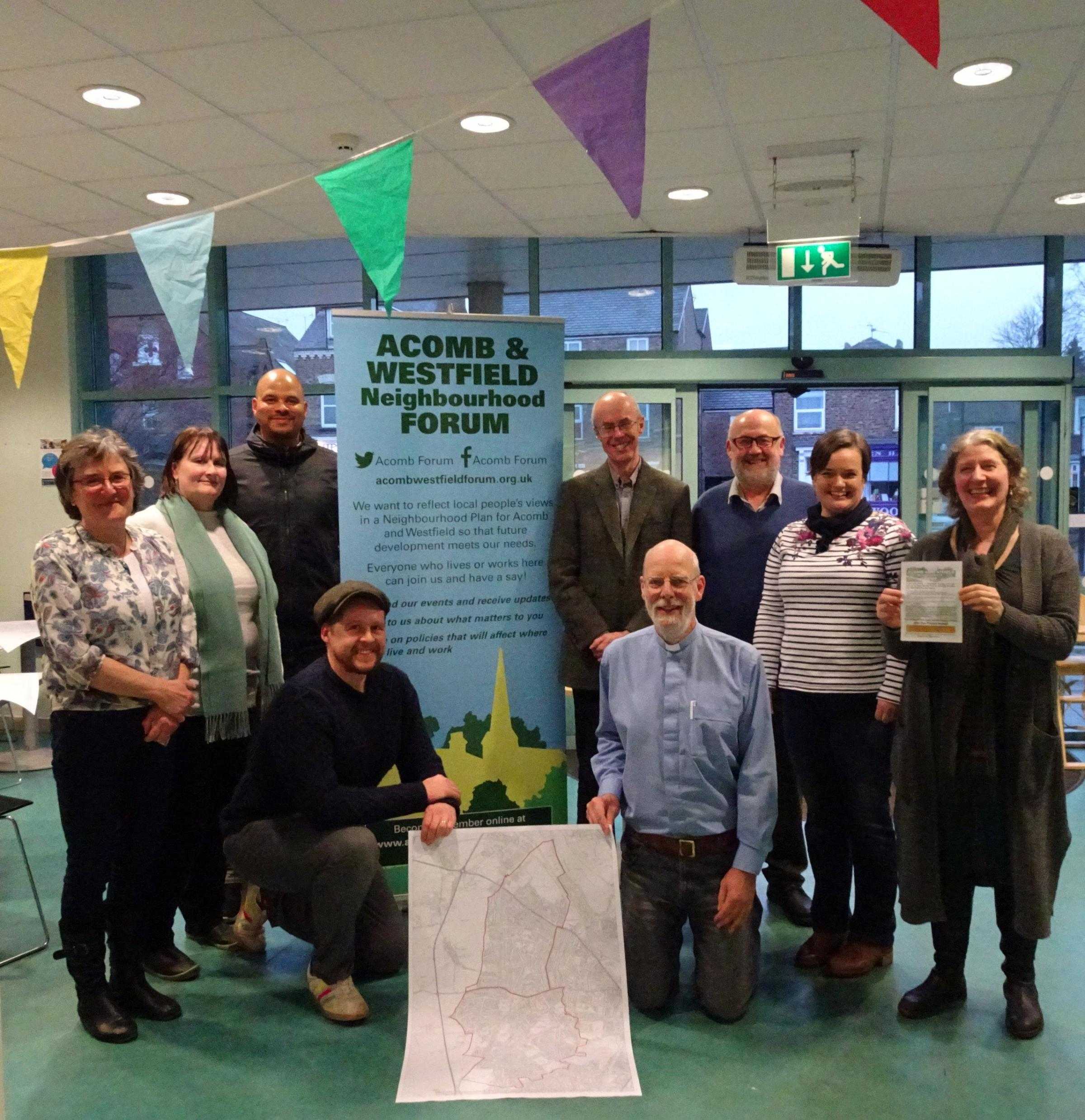 LAUNCH: The new Acomb and Westfield Neighbourhood Forum