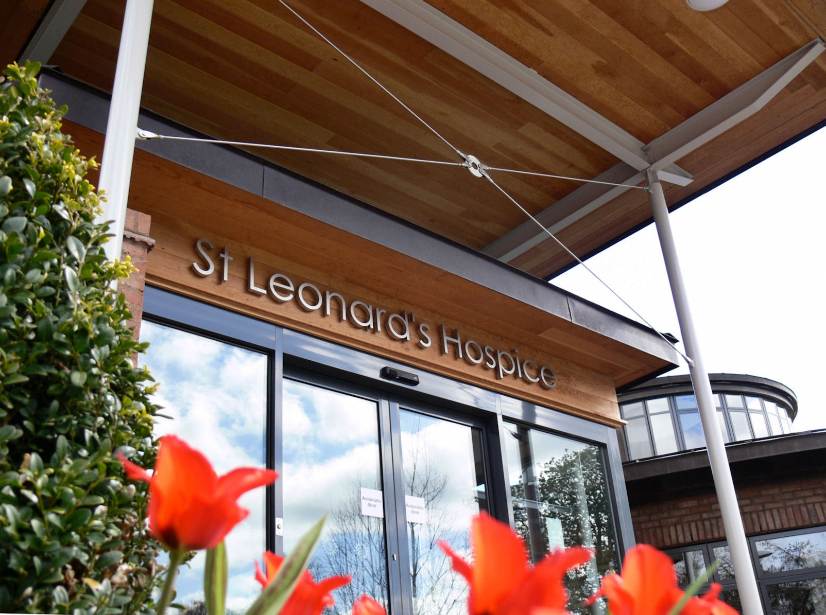St Leonard's Hospice is hosting a free will-making event until May 20