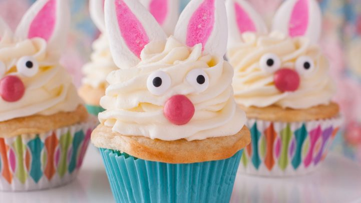 Children's Easter Baking Event