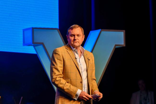 Former Welcome To Yorkshire chief executive Sir Gary Verity