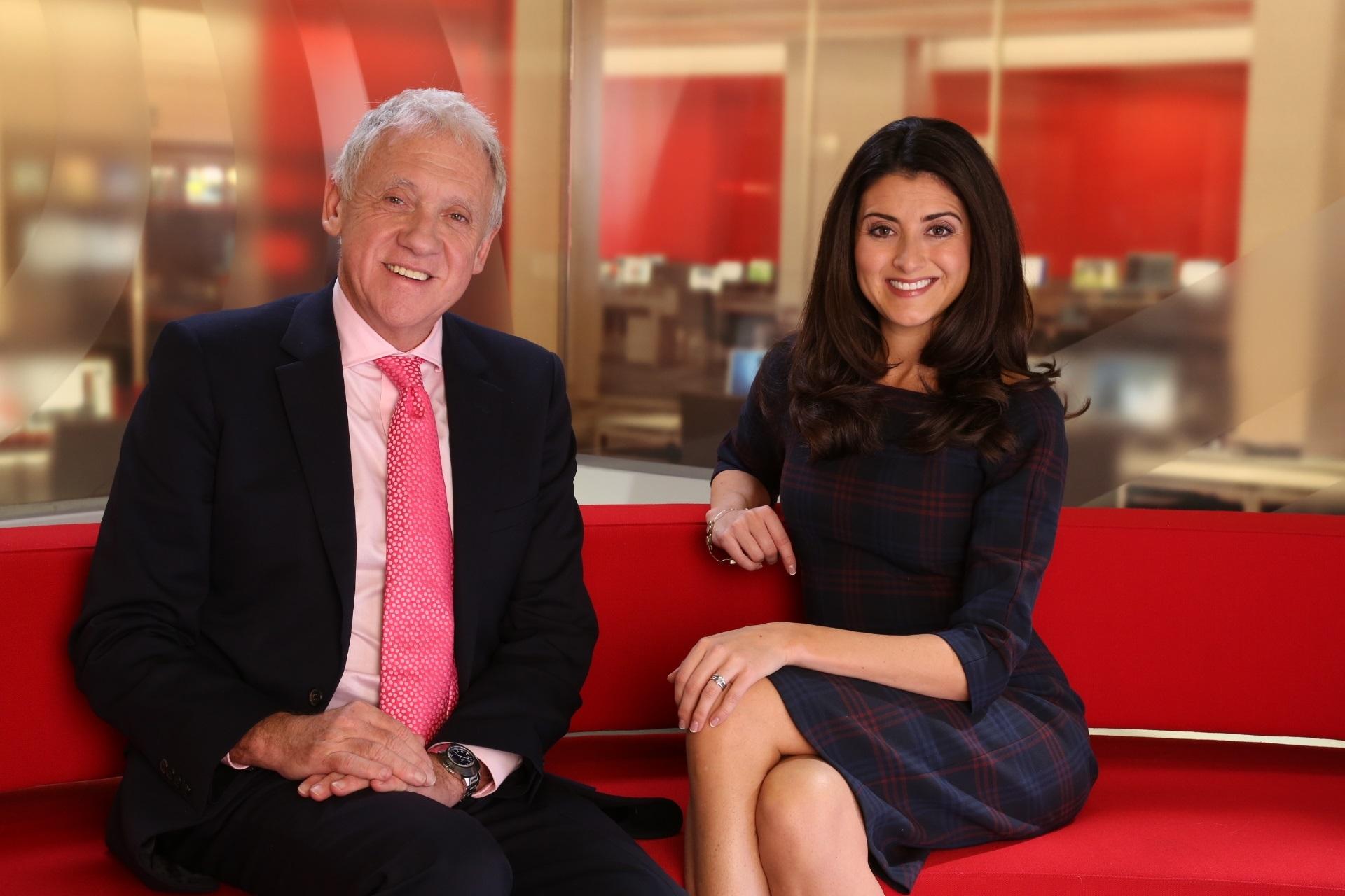 Harry Gration's last BBC Look North