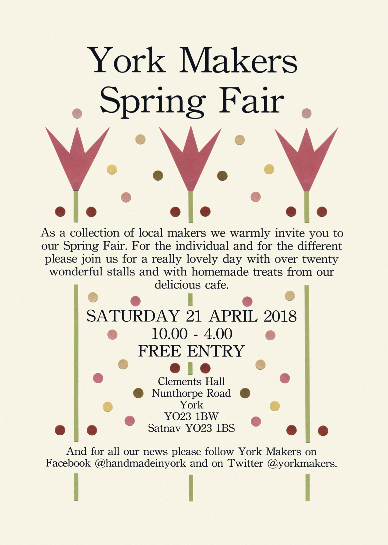 York Makers Spring Fair