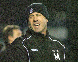 York City boss Martin Foyle
