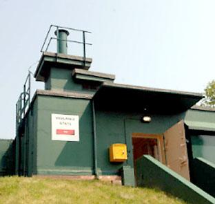 York's Cold War Bunker in Holgate is now a visitor attraction