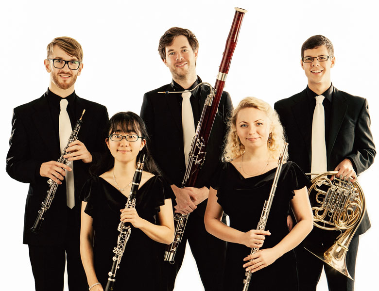 Atéa  String Quintet: playing York Late Music concert this weekend
