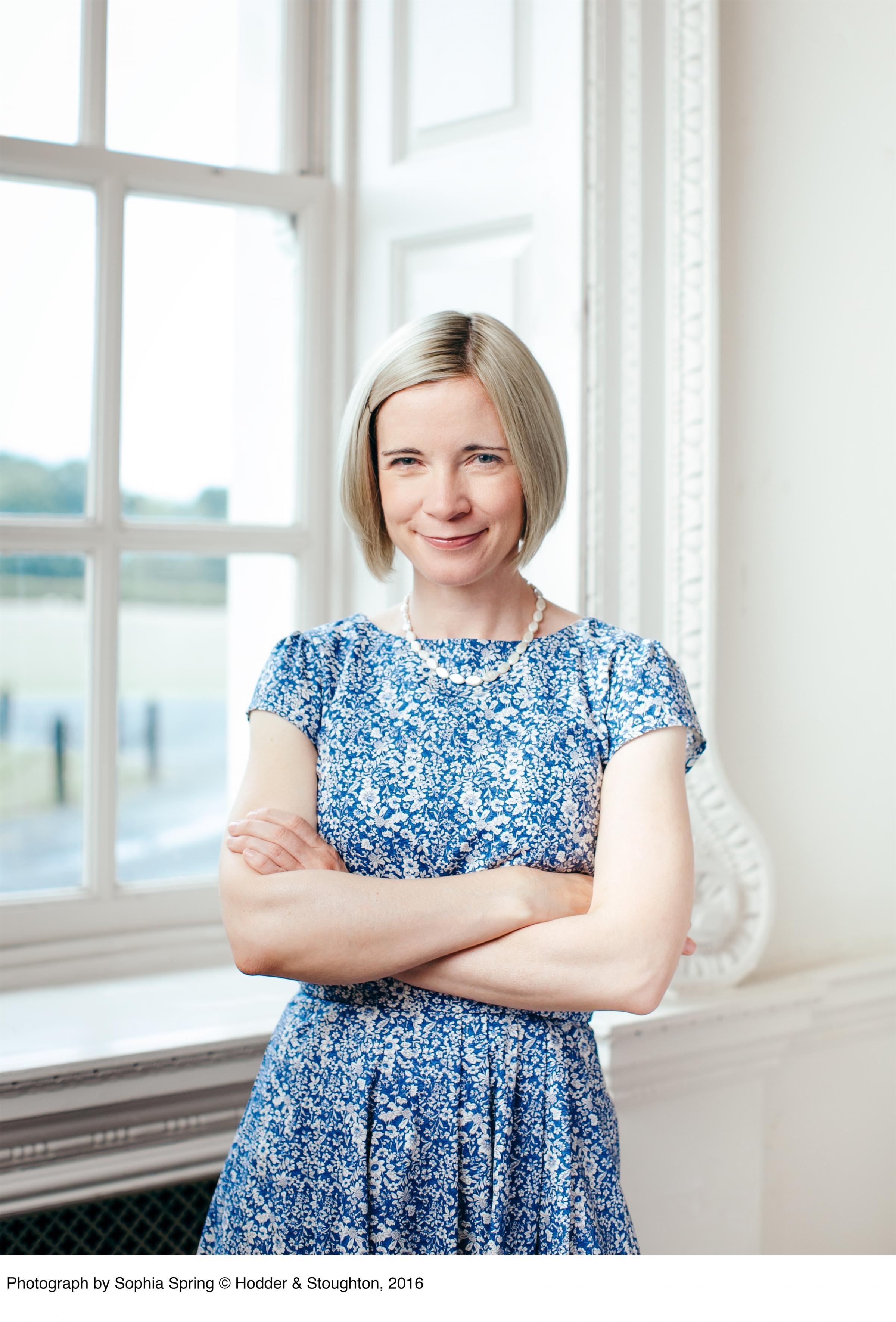 Northern Aldborough Festival: Dr Lucy Worsley