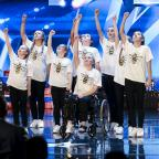 York Press: Dance act Rise during the audition stage for Britain's Got Talent (Tom Dymond/Syco/Thames)