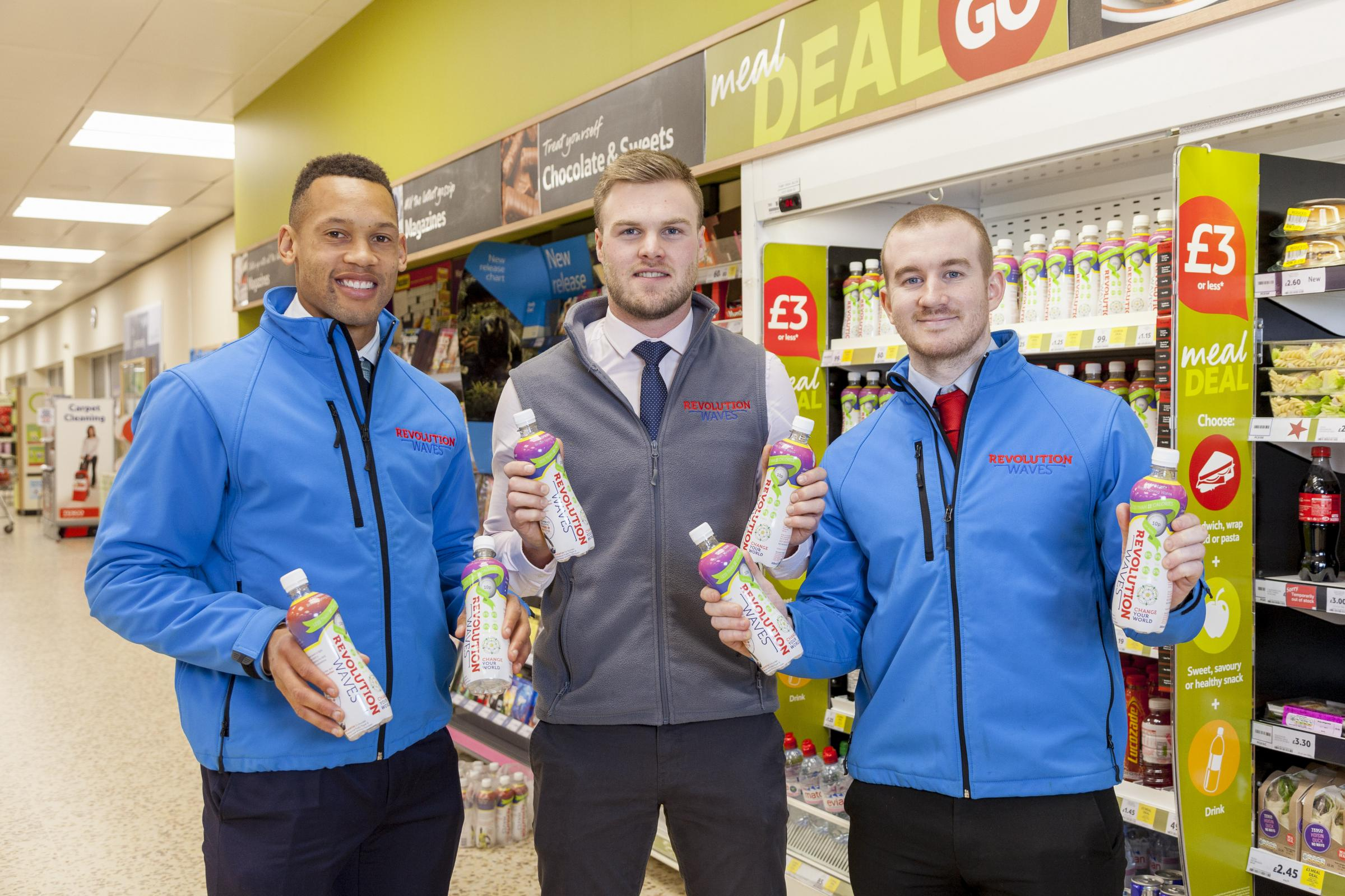 Left to right Marketing Director Dan Norton Sales Director Phil Raikes and Managing Director Charlie Simpson-Daniel (2)