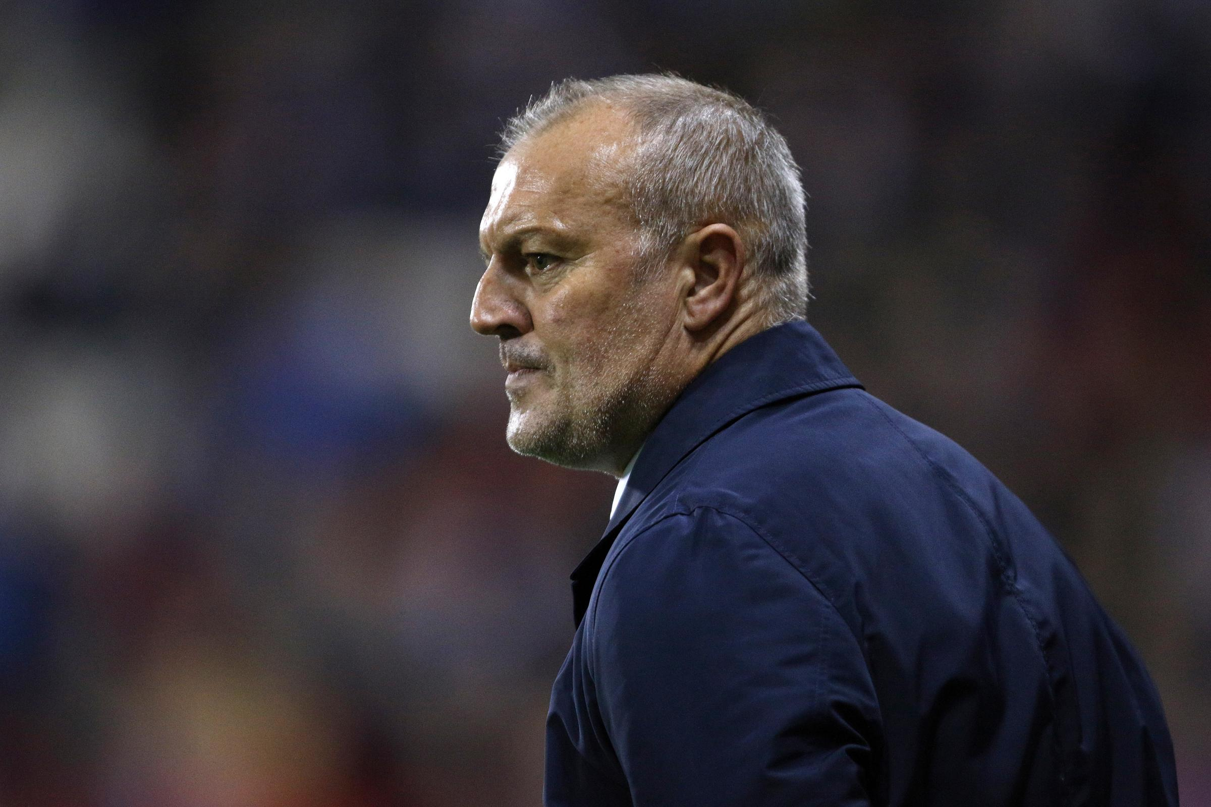 Neil Redfearn has taken over Liverpool Ladies