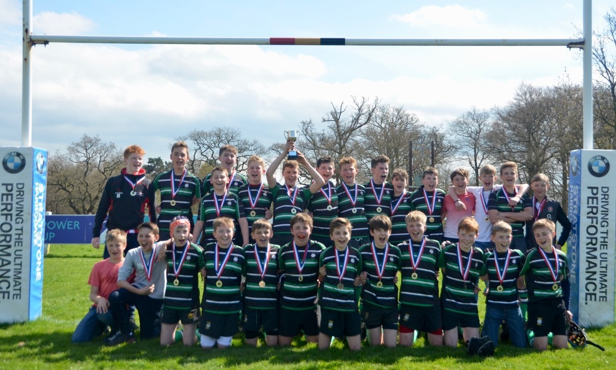 York Under-13s showed maturity to close out a hard-fought 30-25 Yorkshire Cup final win against Sandal