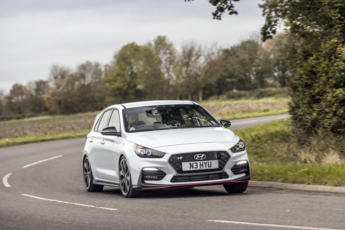 Road Test: Hyundai i30 N Performance | York Press
