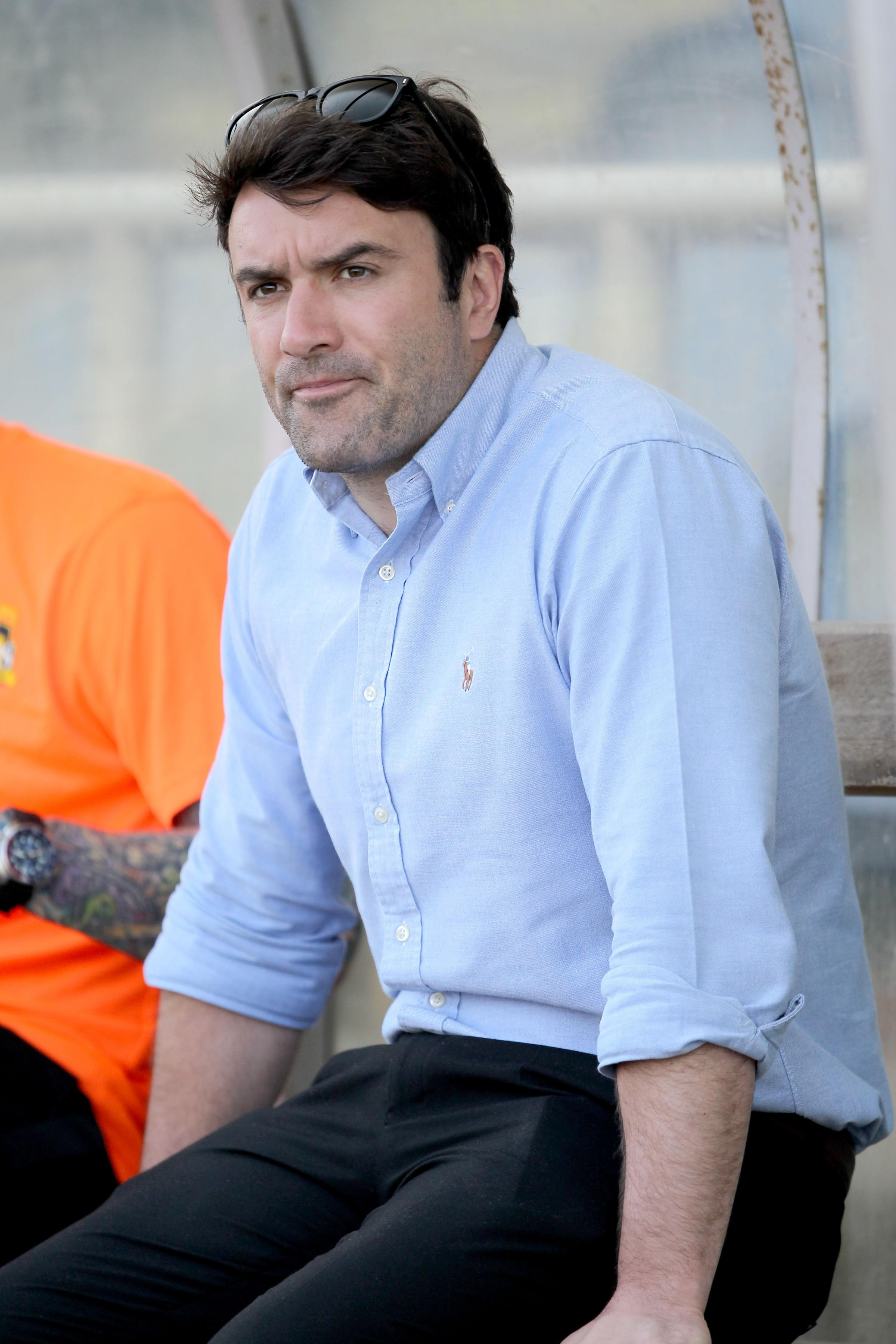 York City Knights coach James Ford