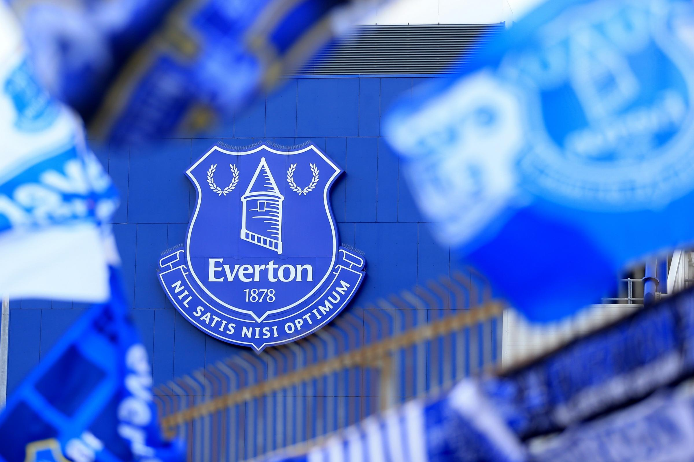 Everton are searching for a new manager (Tim Goode/PA)