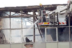 Counting £200,000 cost of York High School fire