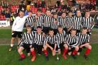 TWO GOOD: Hamilton Panthers Yellows Under-14s saw off the Strensall Tigers Yellows 2-0 to lift the Intermediate (Junior) Minor Cup at Bootham Crescent