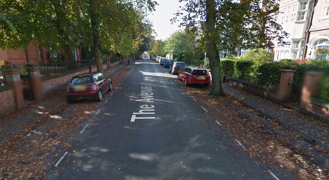 The Avenue, in Clifton. Picture: Google Maps