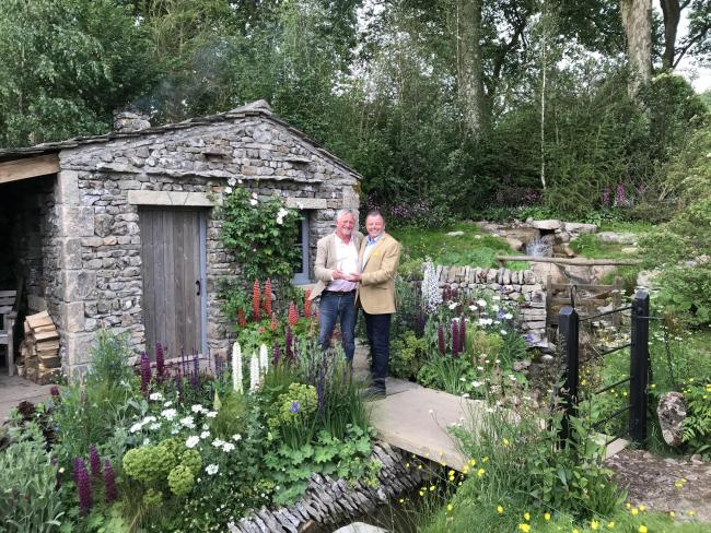 Top award for Yorkshire garden | York Press