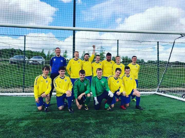 York's Cerebral Palsy Football League Northern Conference championship-winning team are heading to St George's Park to contest the FA Disability Cup final against Chelsea Blues