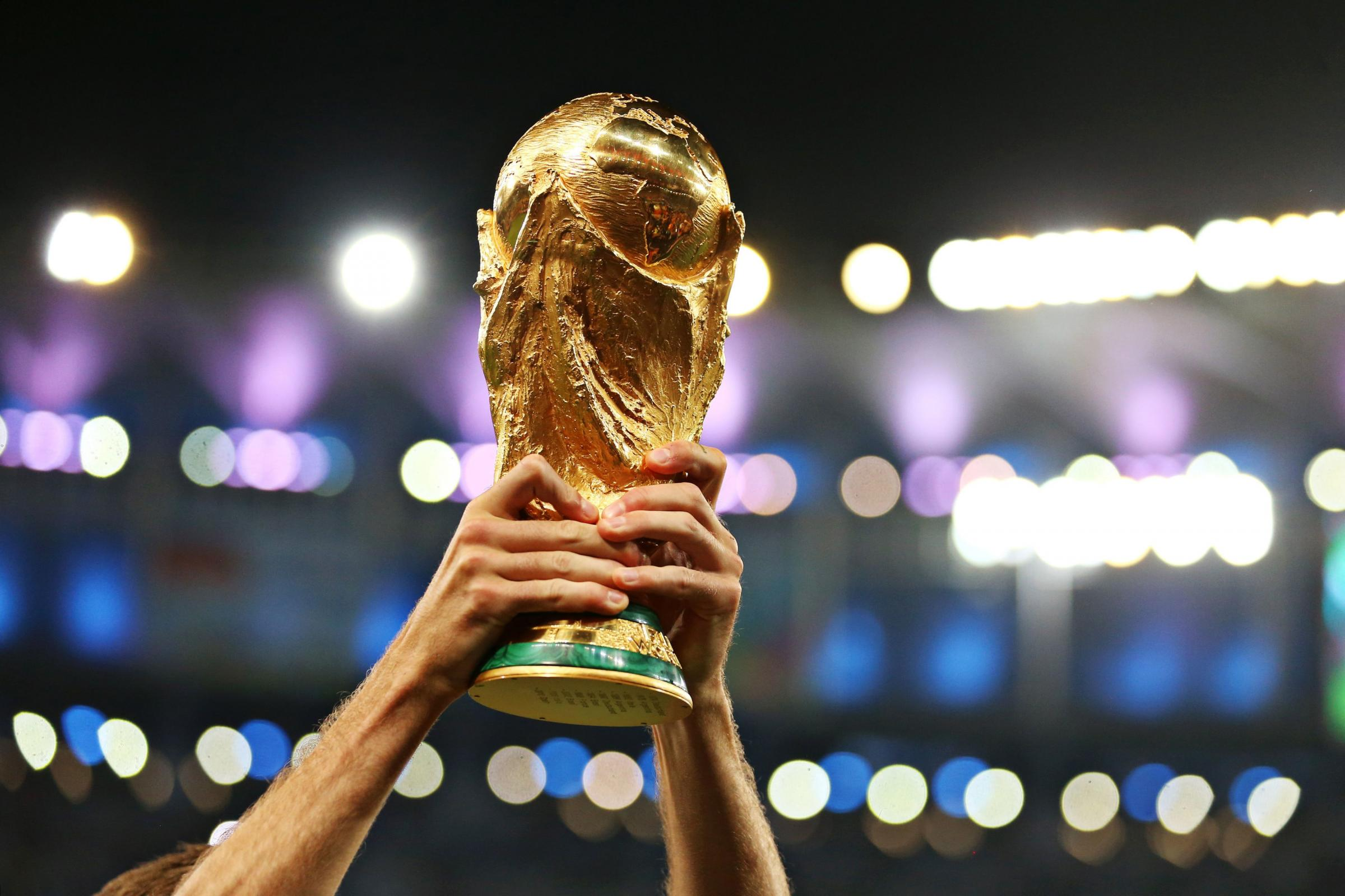 The World Cup finals will be held in Canada, the United States and Mexico in 2026