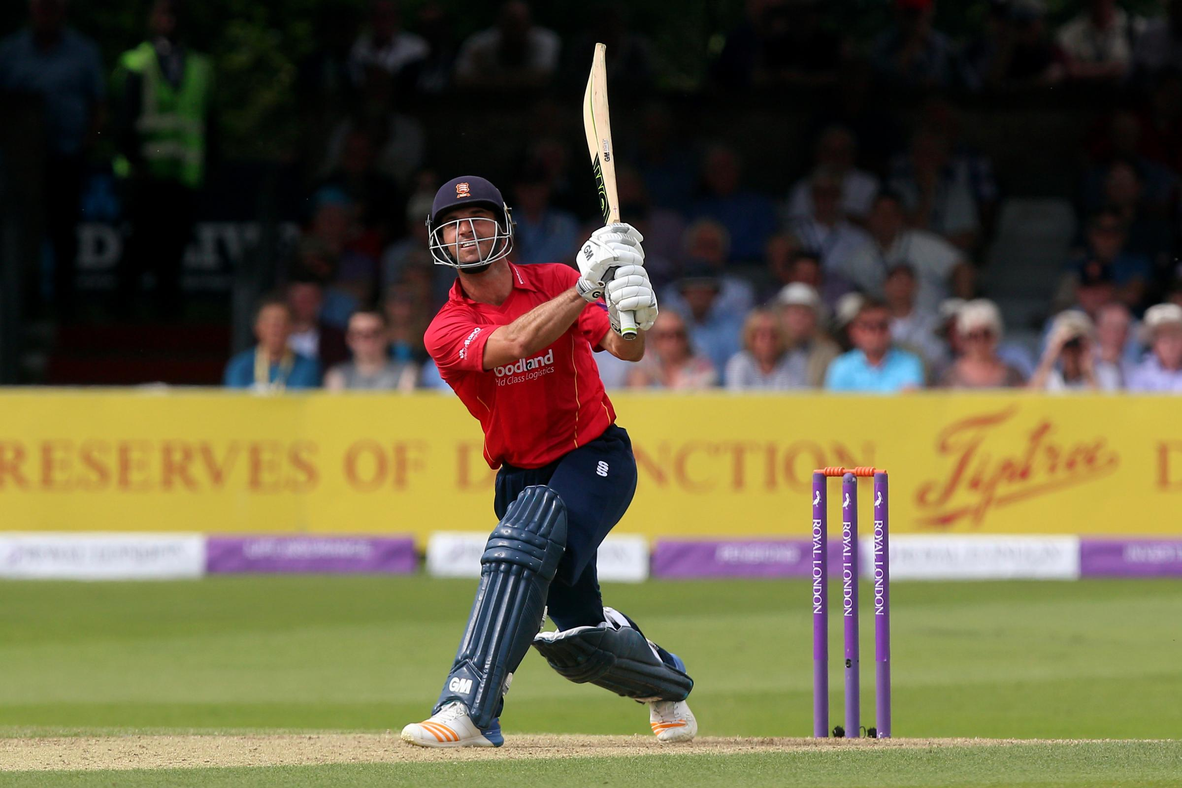 Essex captain Ryan ten Doeschate will miss the game with Yorkshire