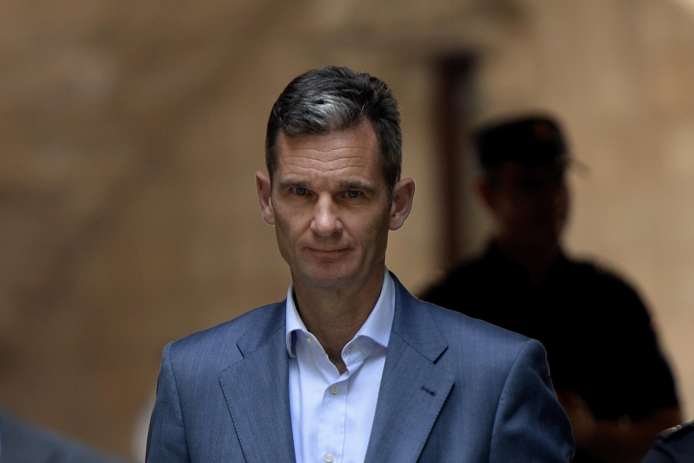 Husband of Spanish princess given five days to report to prison