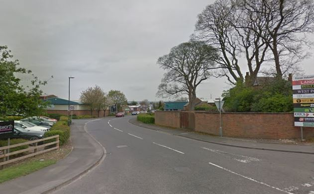 Concerns have been raised over lorries parking overnight on industrial estates.