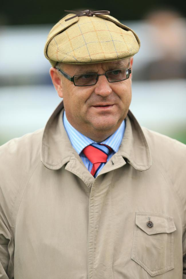 Trainer Richard Fahey during day one of Glorious Goodwood at Goodwood Racecourse, Chichester..