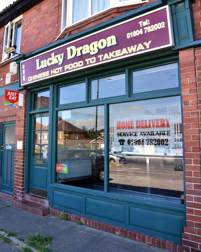 Lucky Dragon Takeaway In York Had Flies In Kitchen York Press
