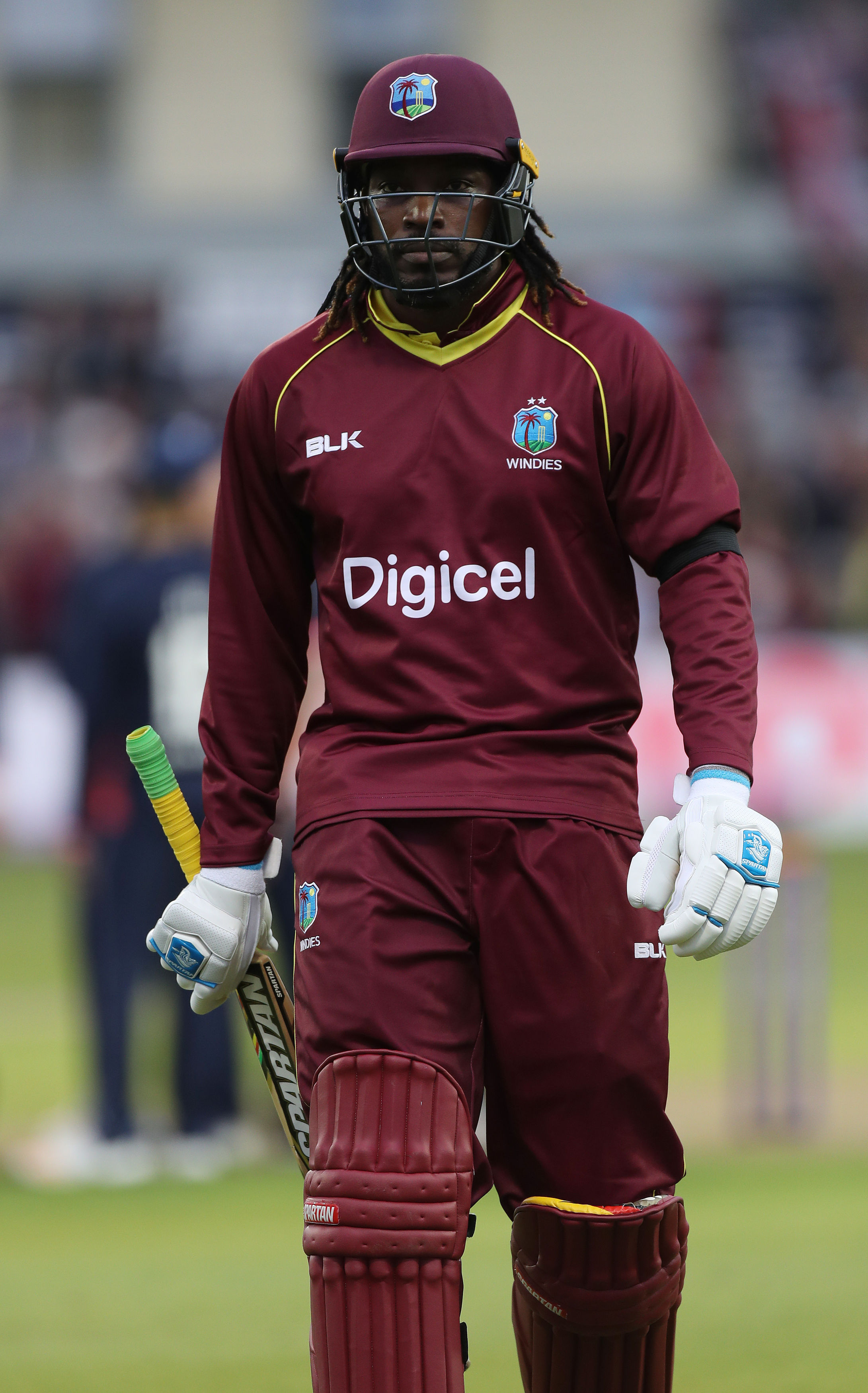 Yorkshire are set to come up against West Indies' Chris Gayle in a new T20 tournament    Picture: David Davies/PA Wire