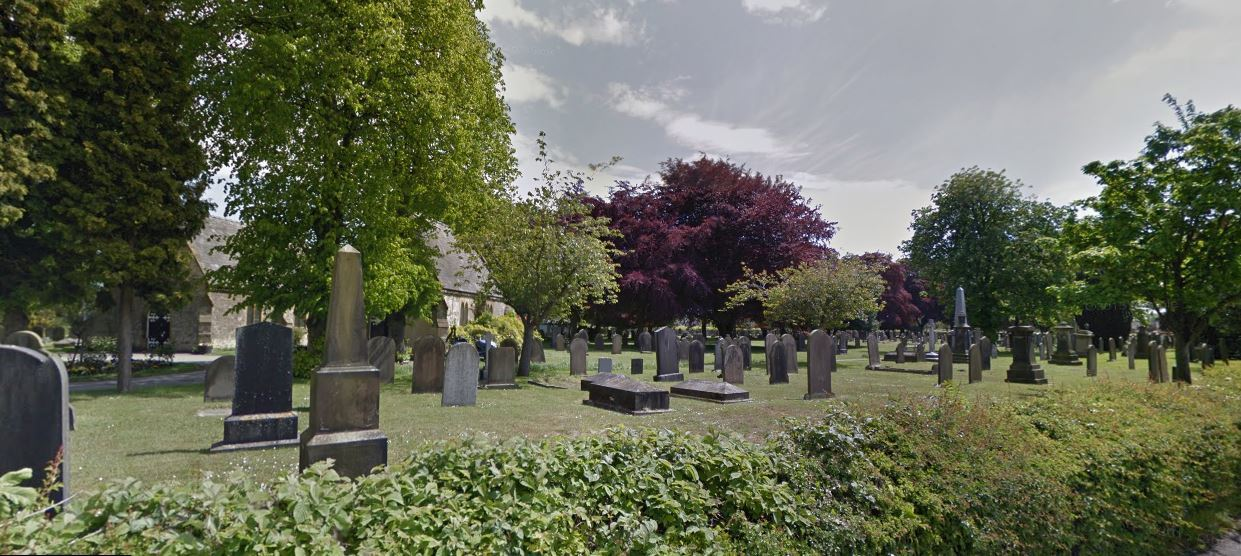 Selby Cemetery. Picture: Google Streetview