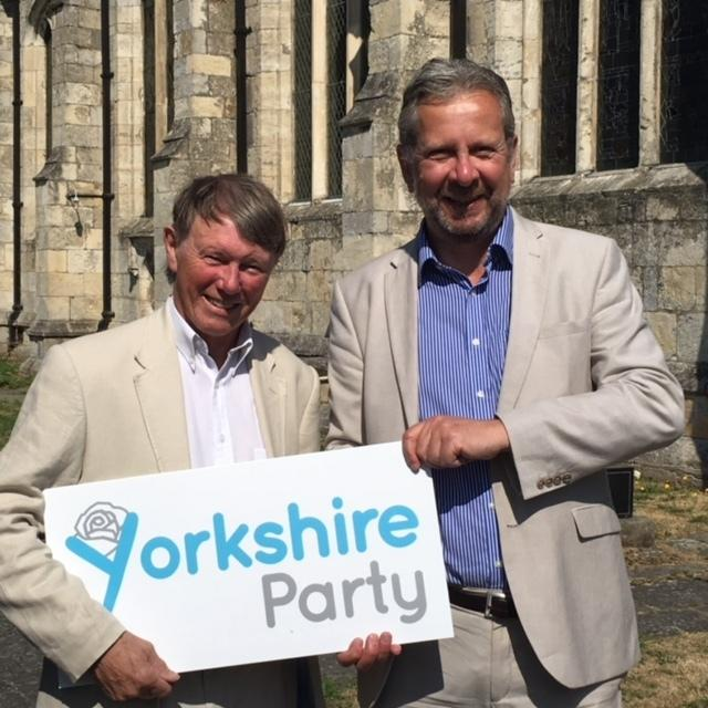 Cllr Mike Jordan has quit the Conservatives and joined The Yorkshire Party