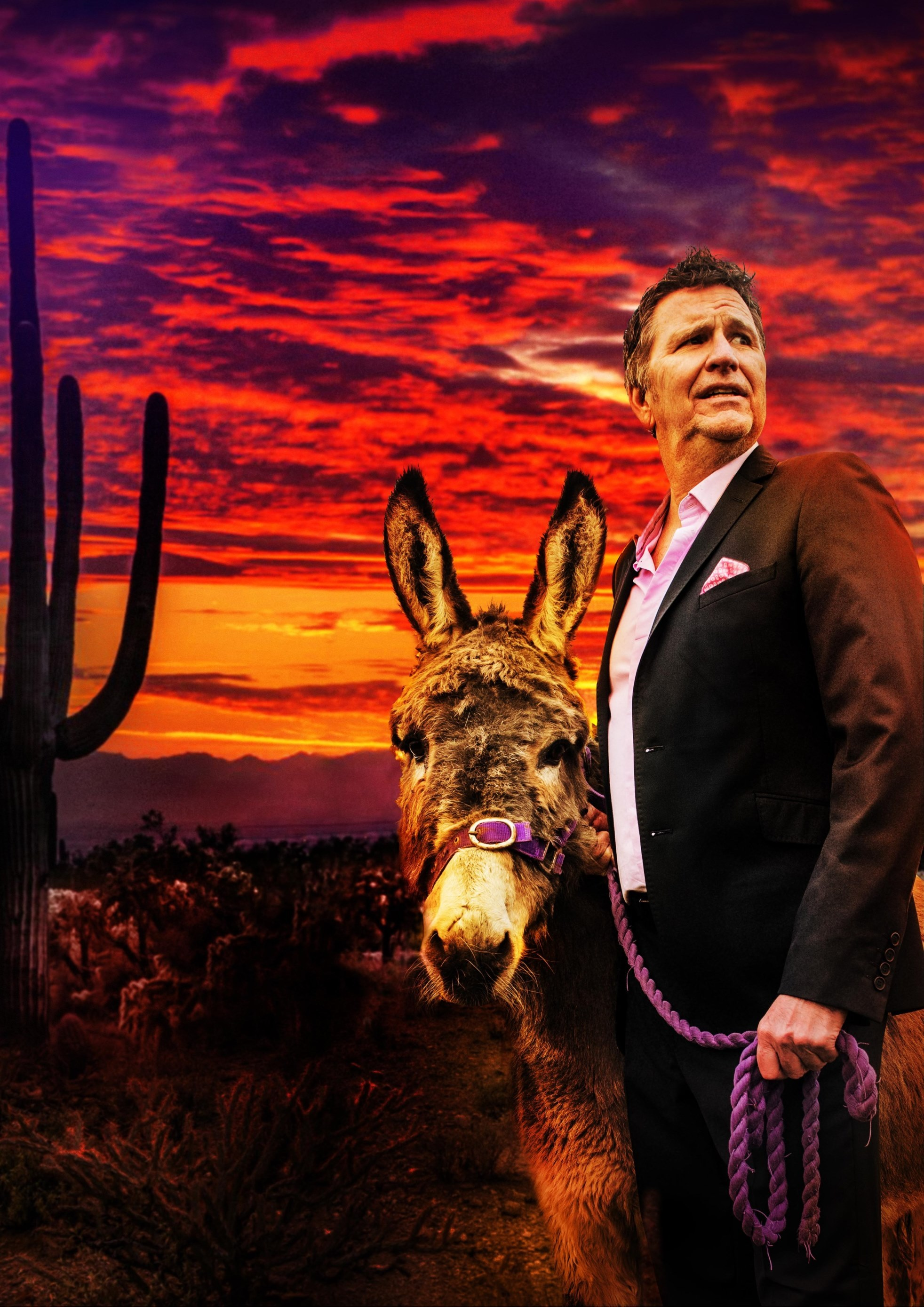 Off into the punset: Stewart Francis on his farewell tour
