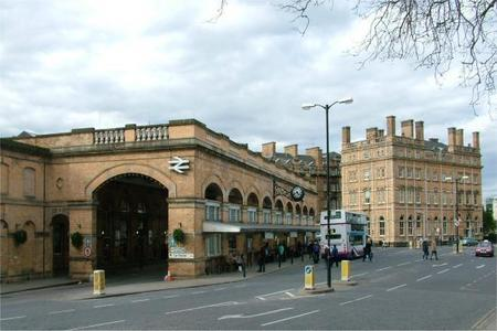 Rail services at York station returning to normal after