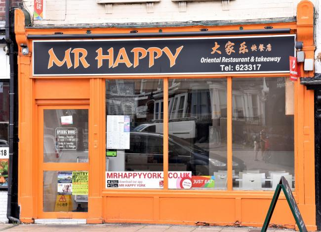Mr Happy Restaurant Boss Fined 7000 Over Fire Safety
