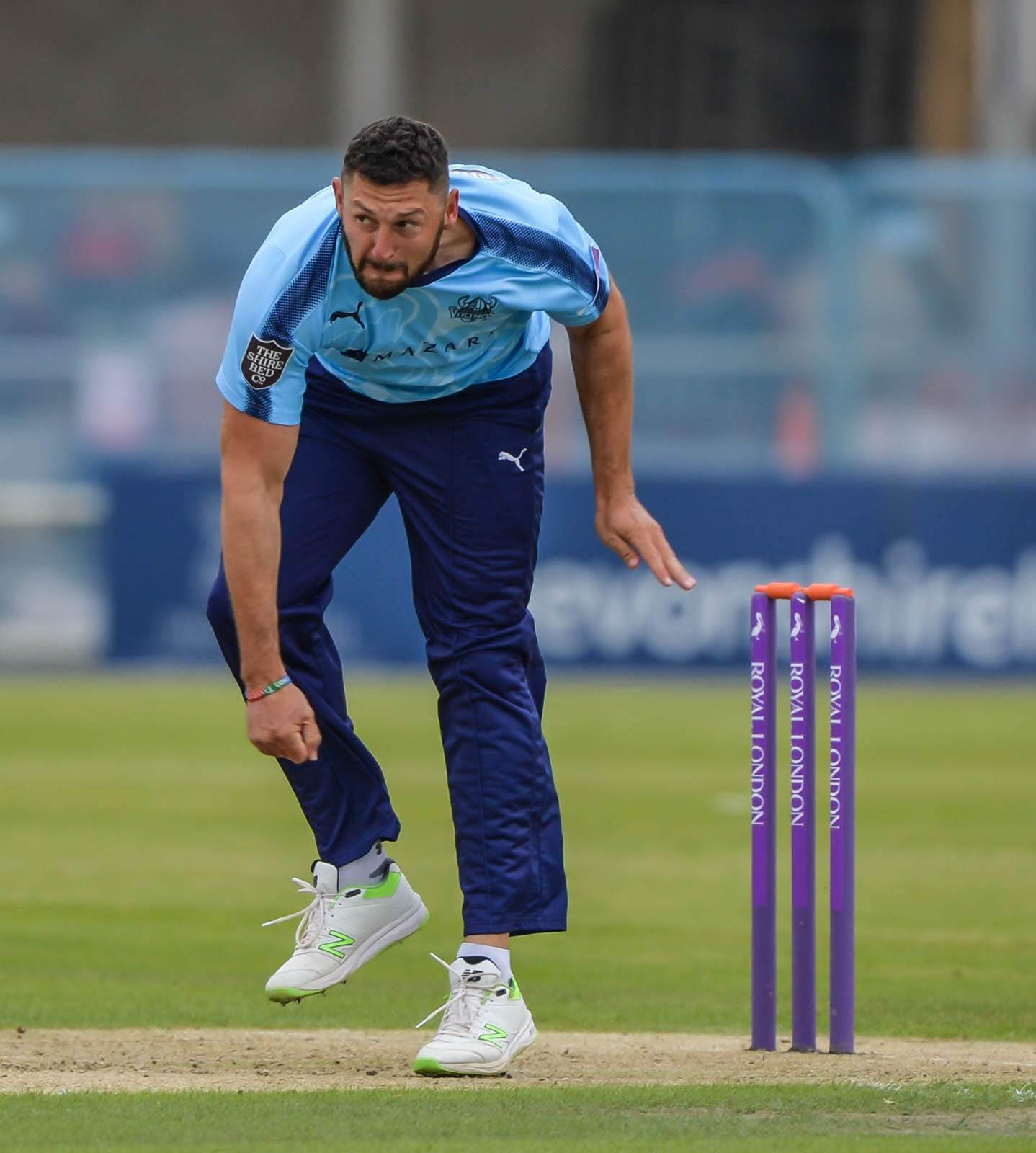 RATim Bresnan has extended his Yorkshire contract Picture: Ray Spencer