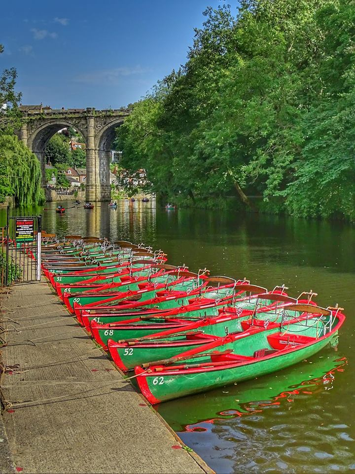 Sue Walker took this picture in Knaresborough
